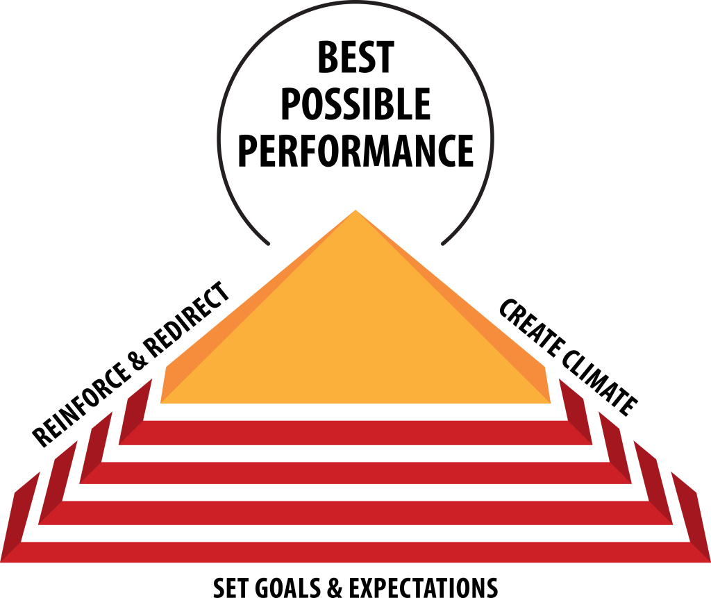 manage performance An employee performance appraisal is a process—often combining both written  and oral elements—whereby management evaluates and provides feedback on .